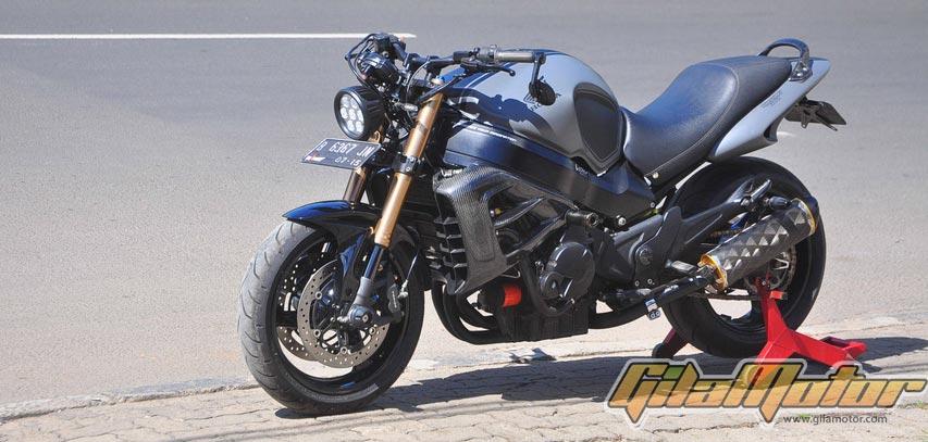 Yamaha X Ride Standar