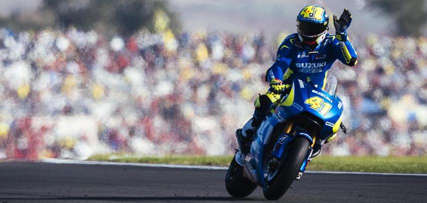 Photo: Suzuki-Racing