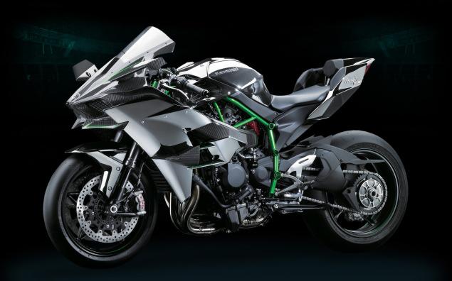 Kawasaki Ninja H2 1