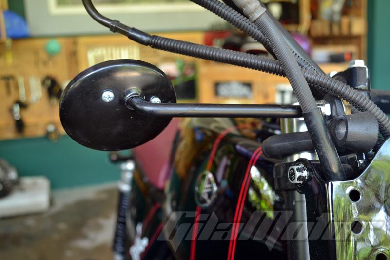 Modifikasi Yamaha Scorpio 5 wrtmrk