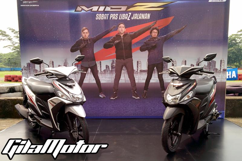 Yamaha Mio Z 2