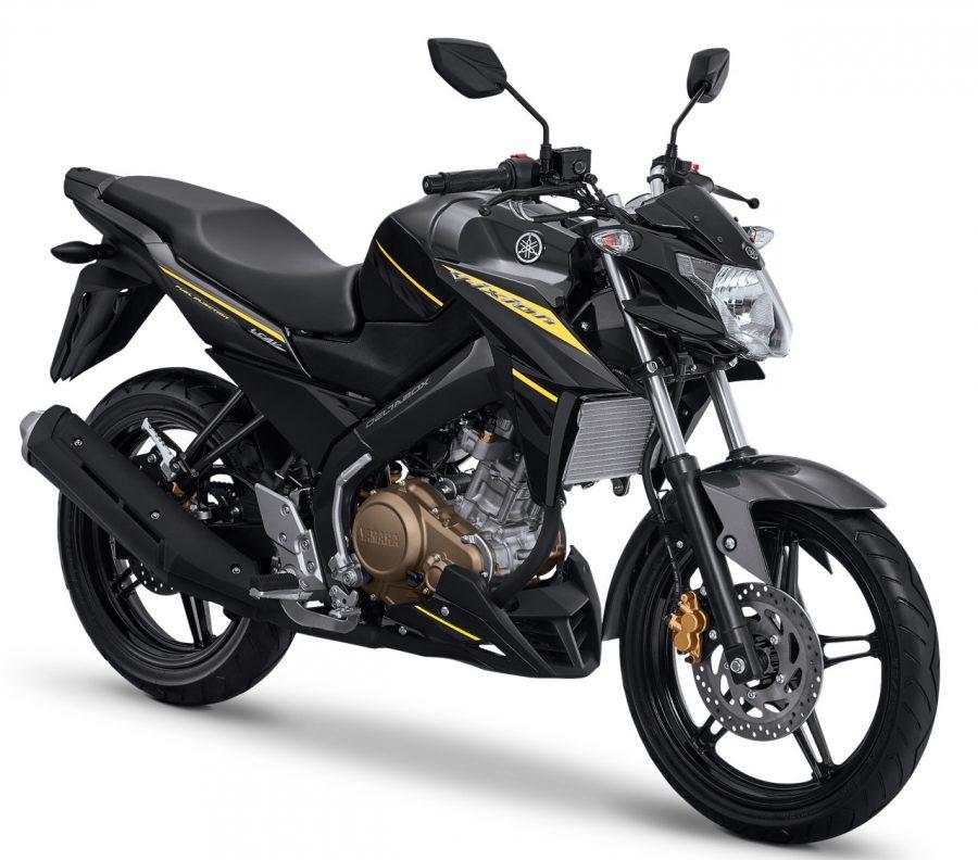 New V-Ixion Advance Striking Black