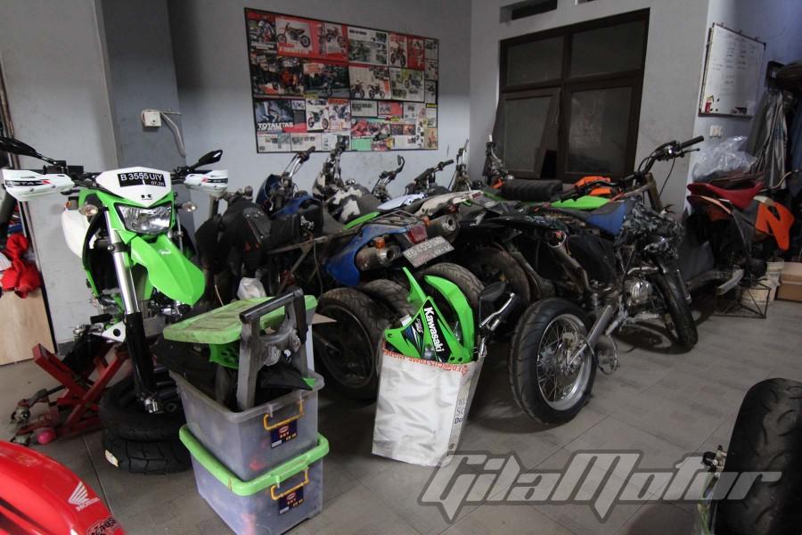 caos custom bike 1