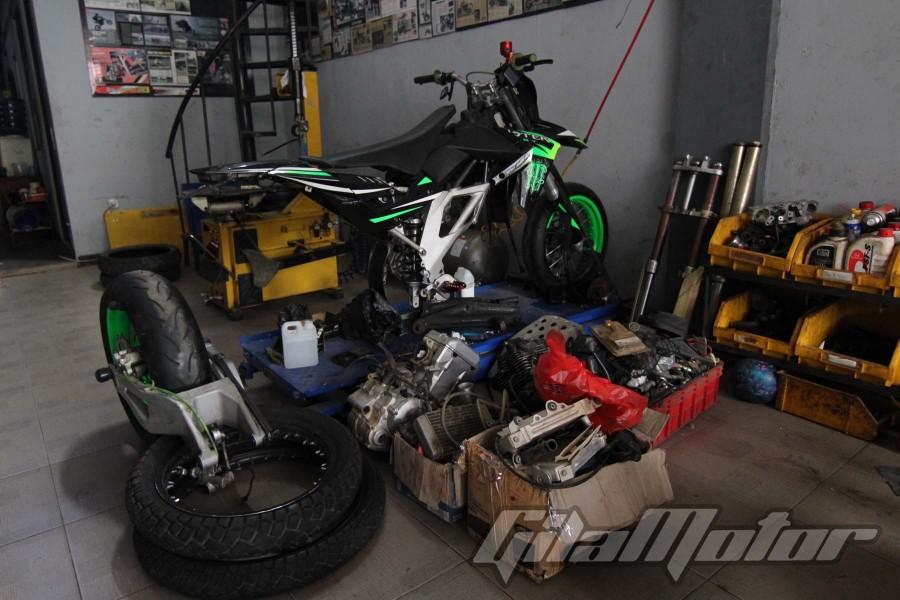 caos custom bike 3