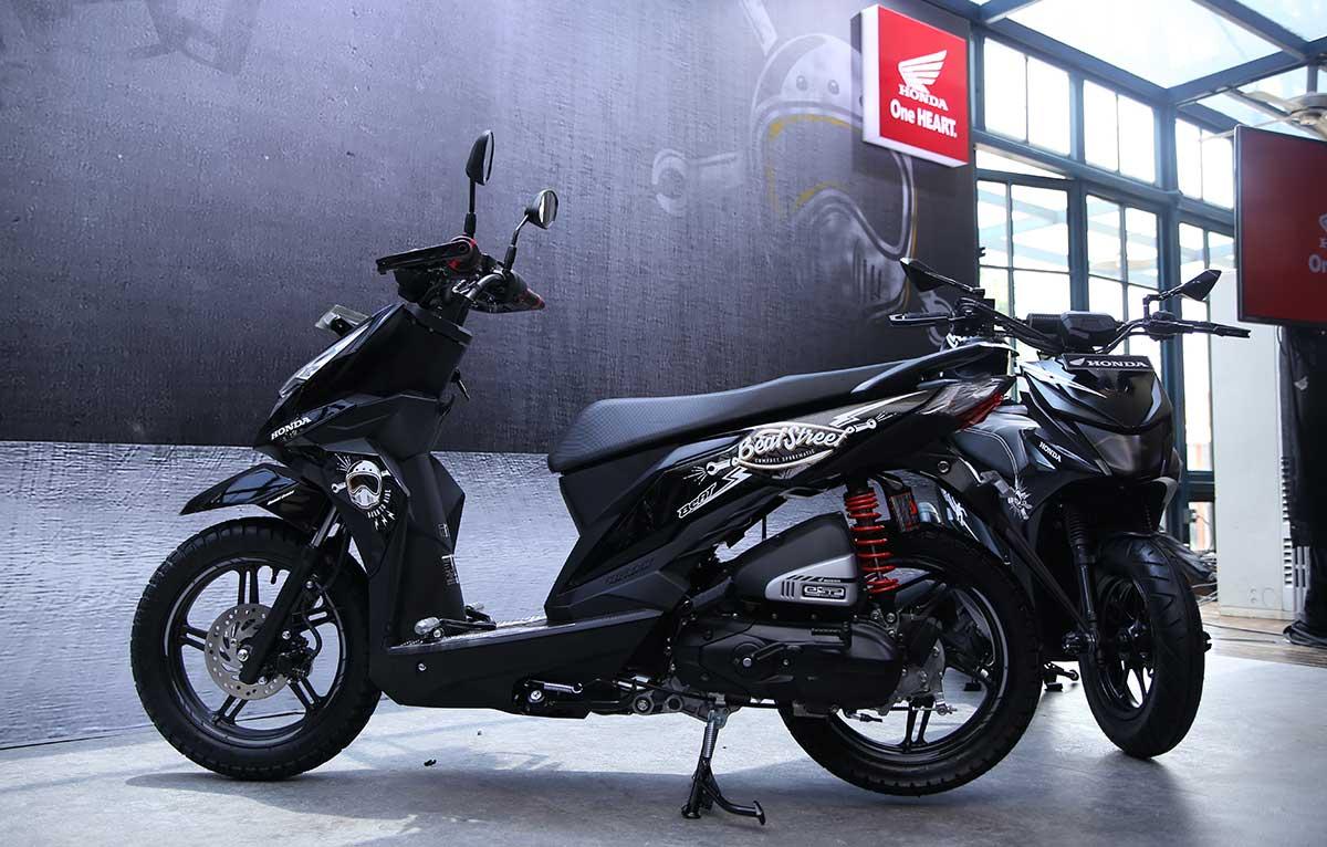 Ini Fitur Fitur New Honda BeAT Street ESP Gilamotor