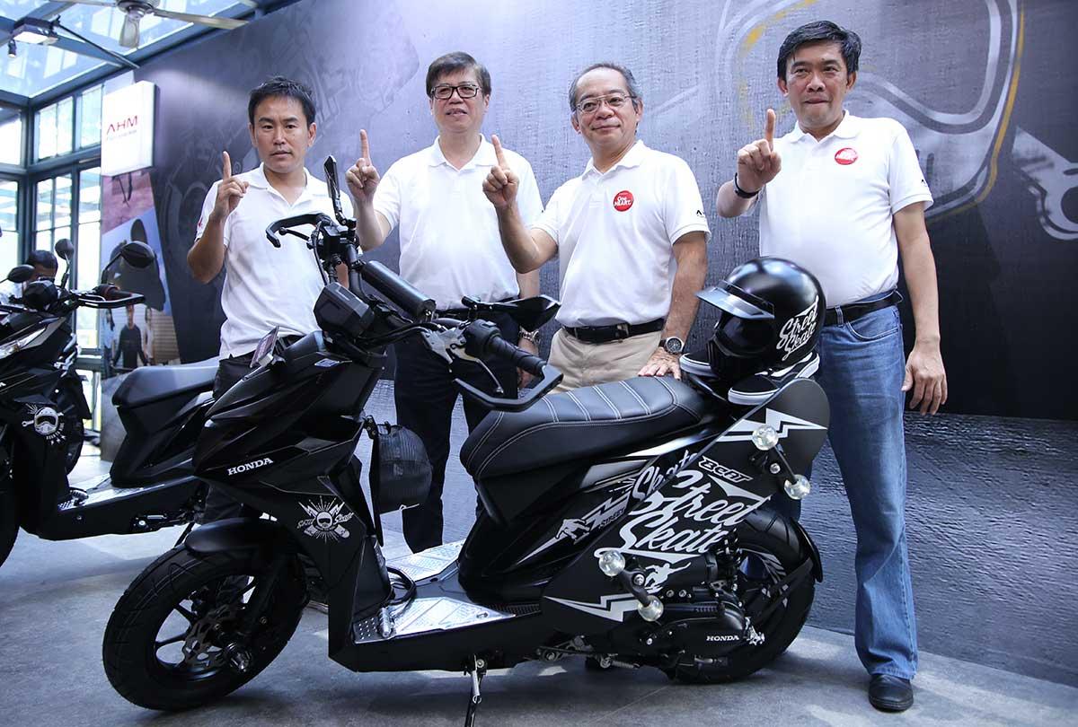 New Honda BeAT Street ESP Resmi Mengaspal Gilamotor