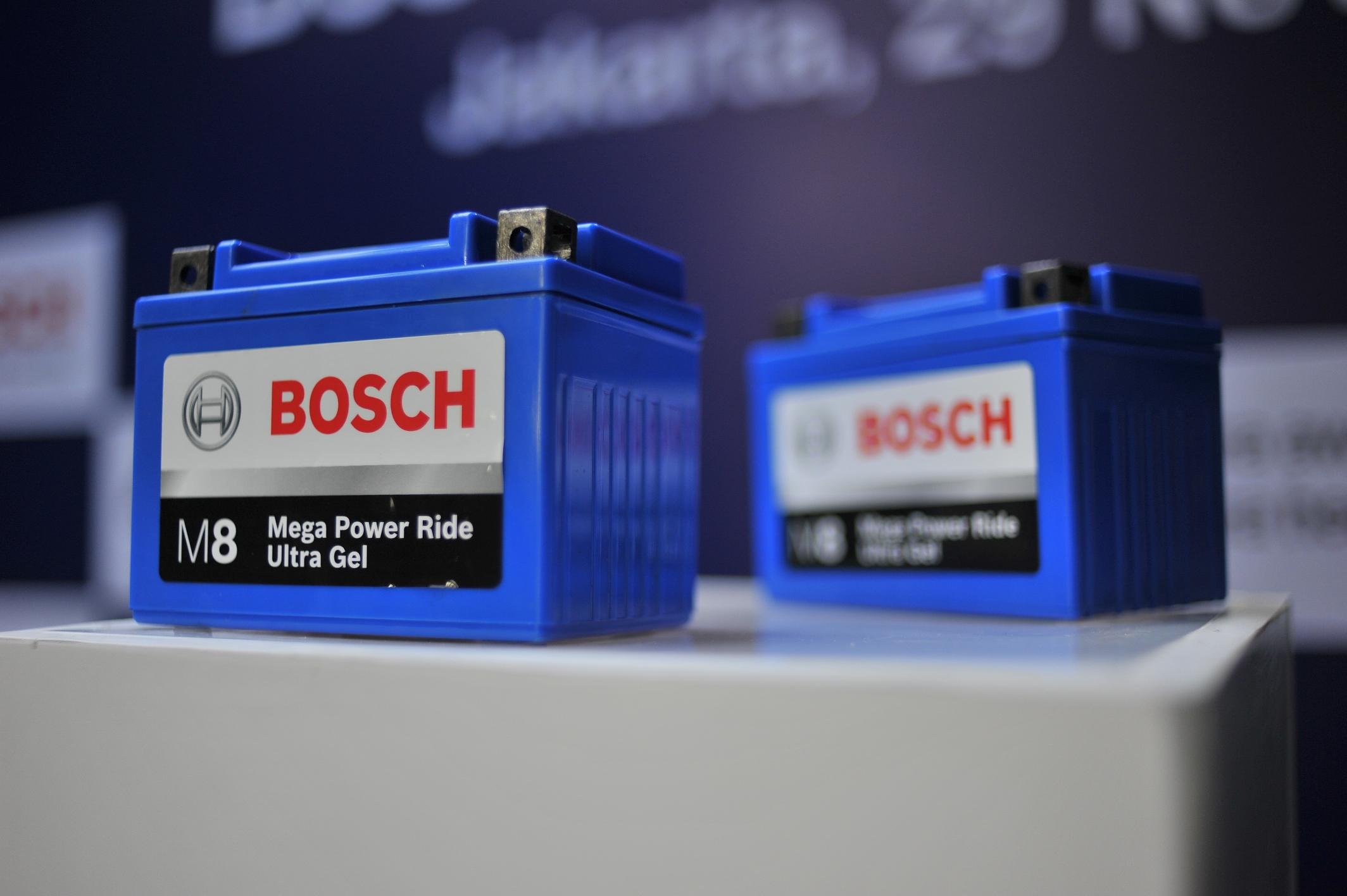 Bosch Ramaikan Pasar Aki di Indonesia