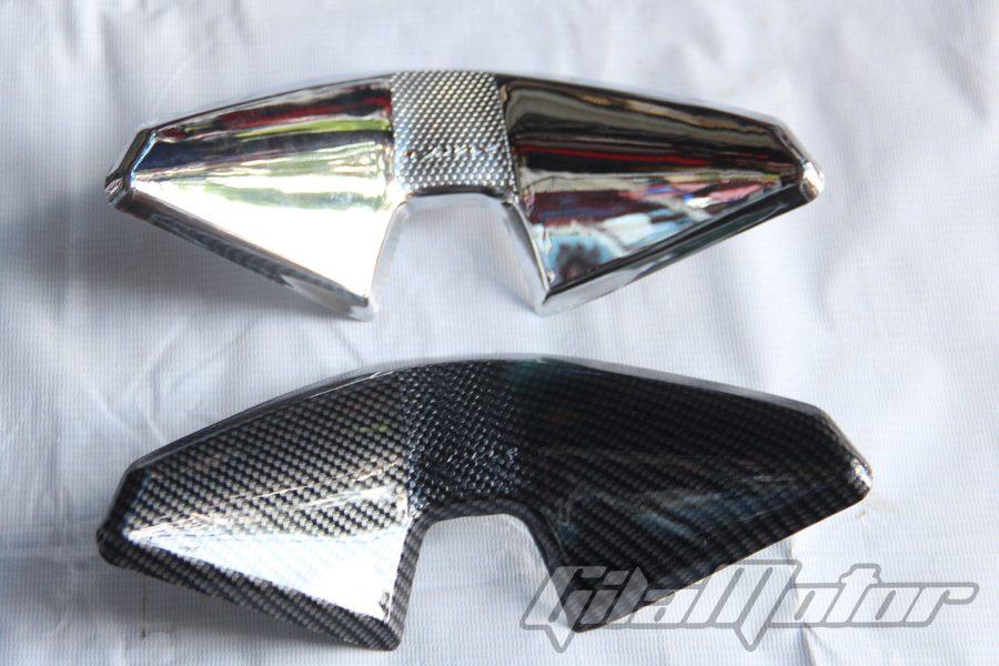 Aksesori Yamaha NMax ini bisa dibeli secara satuan atau paketan.