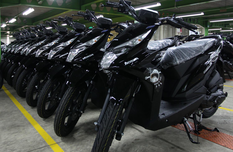 All New Honda BeAT Street Laris Manis Di Jawa Barat Gilamotor