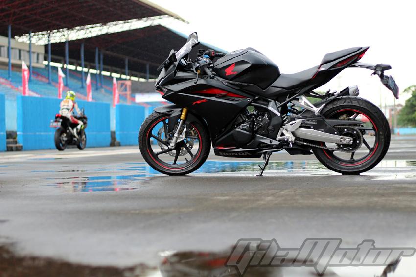 First Ride All New Honda CBR250RR 17