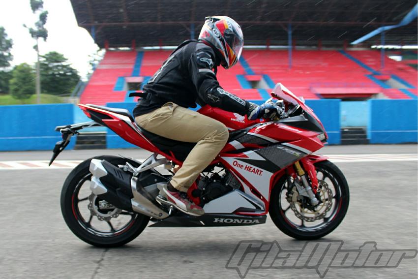 First Ride All New Honda CBR250RR 20