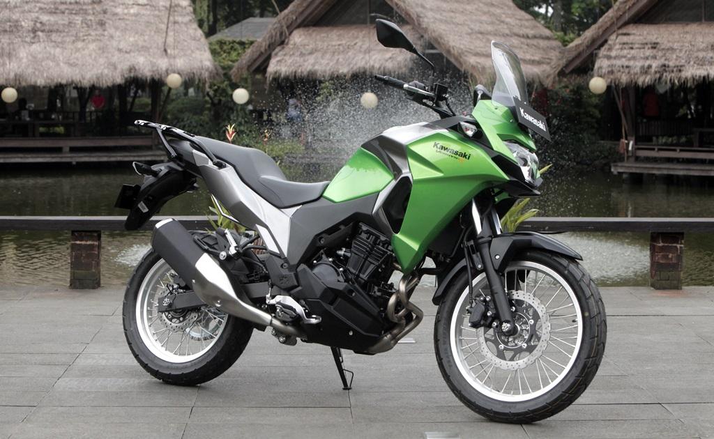 Ini Daftar Rival Kawasaki Versys-X 250
