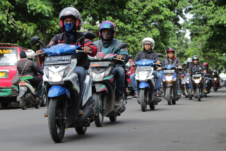 Cara Jitu Irit Bensin Dengan All New Honda BeAT ESP Gilamotor