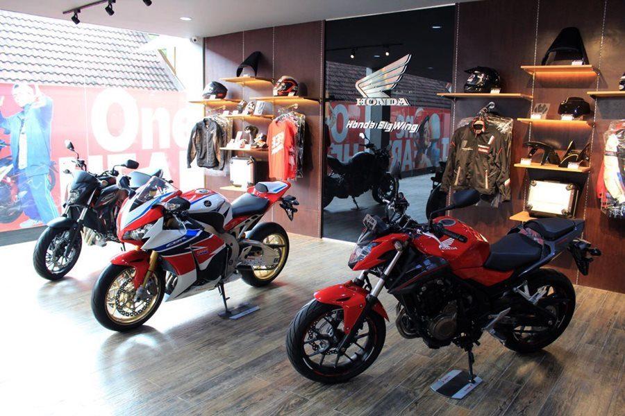 Honda Indako Trading Coy