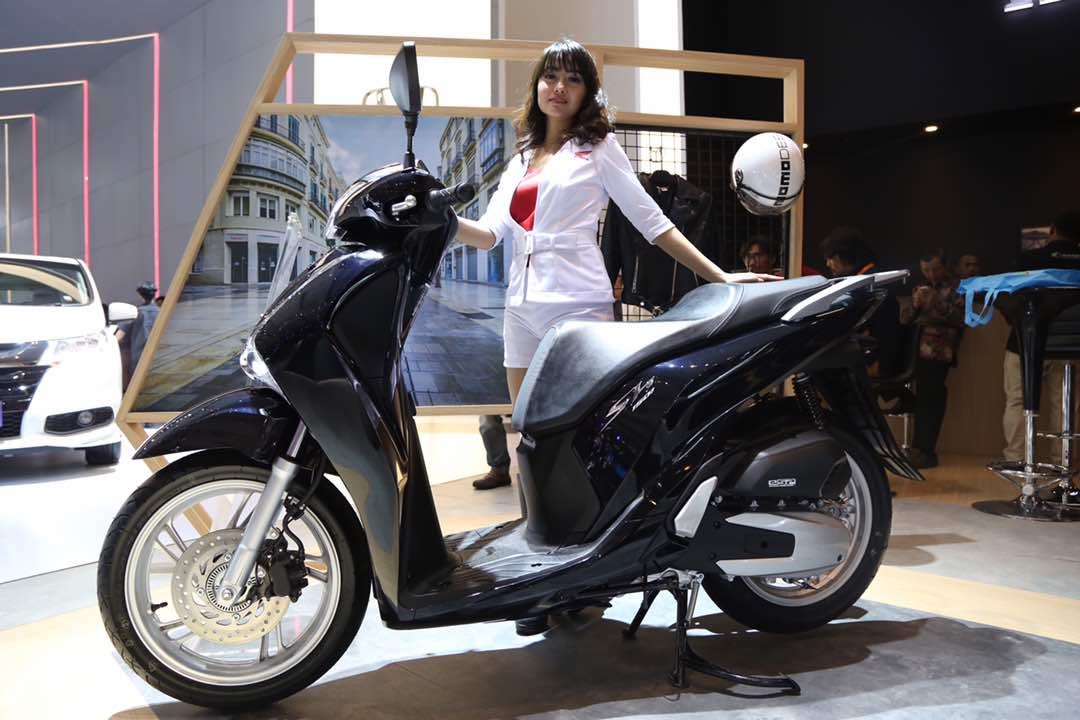 Honda SH150i IIMS 2017 2