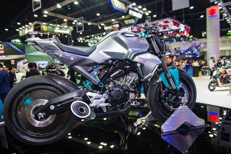 Konsep Honda 150SS Racer, Motor Kecil Bergaya 'Neo Cafe Racer' 02
