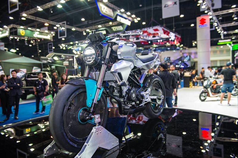 Konsep Honda 150SS Racer, Motor Kecil Bergaya 'Neo Cafe Racer' 03