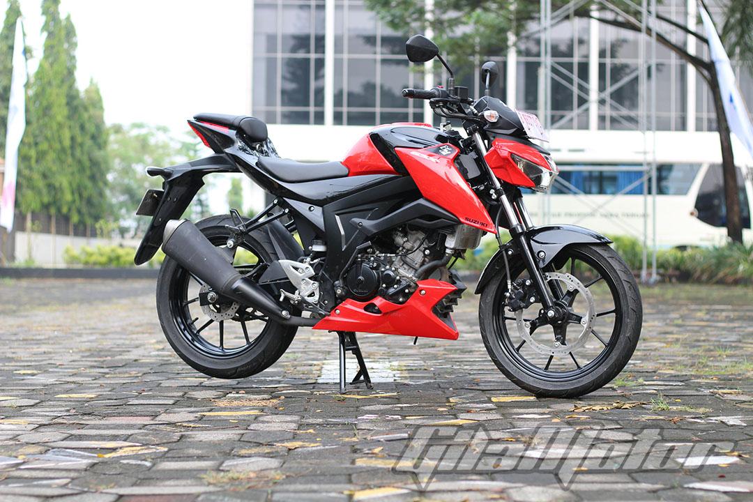 Review Suzuki Gsx S150 Bawa Karakter Yang Lebih Fleksibel Gilamotor