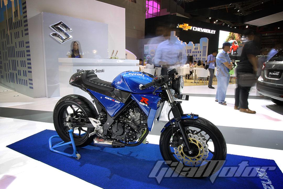 GSX-R150 Neo Cafe Racer