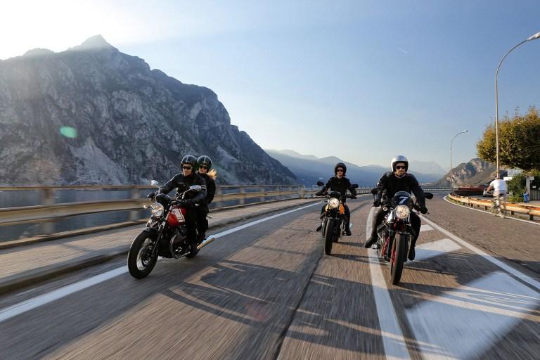 5 Motor Cafe Racer Legendaris - Moto Guzzi V7
