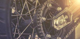Cara Membersihkan Rantai Motor