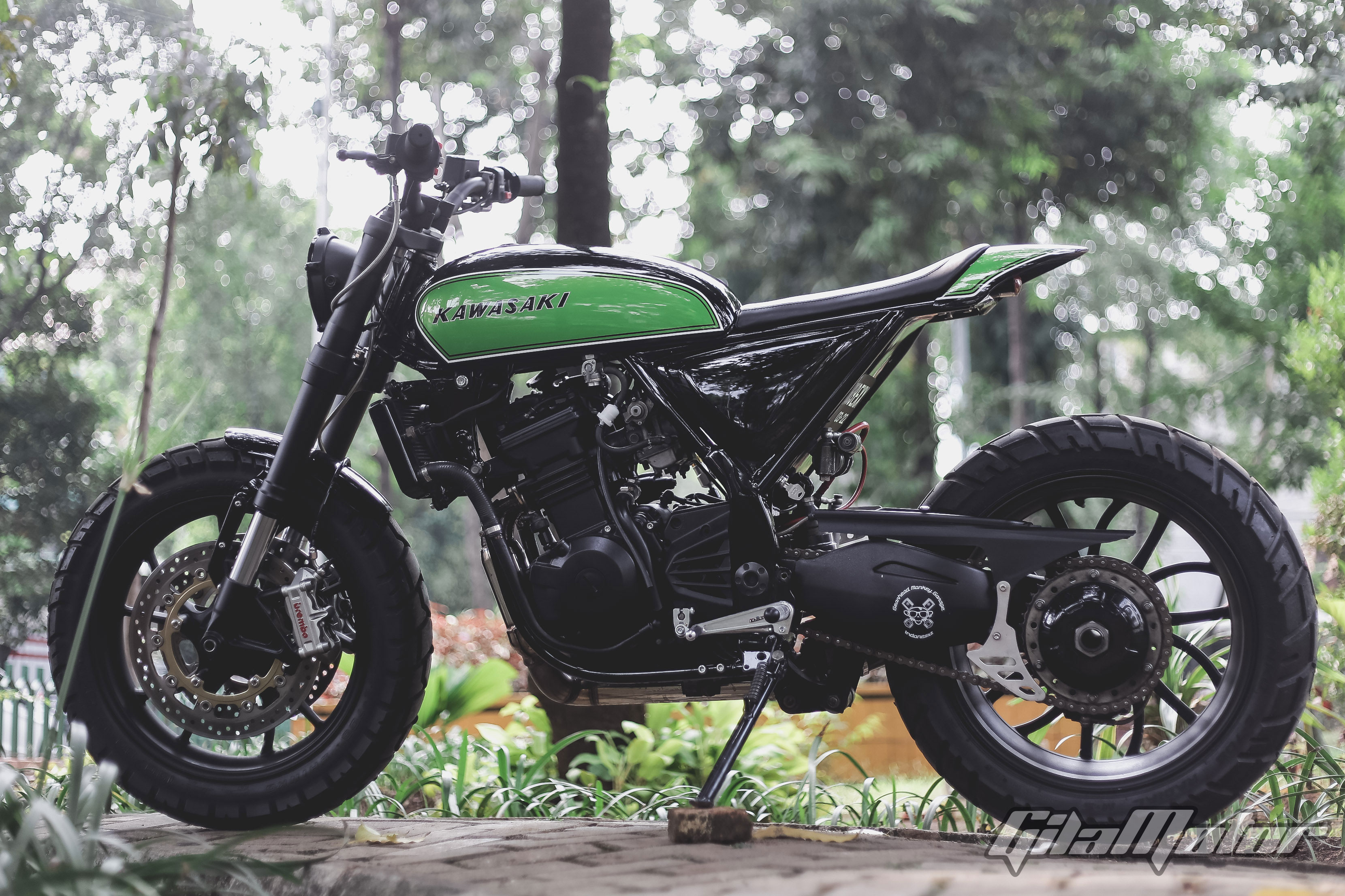 Bengkel Kawasaki