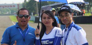 IRC Tire Dukung Yamaha Sunday Race 2018