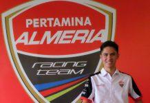 Ali Adrian Bersiap Taklukkan Sirkuit Lausitzring Jerman