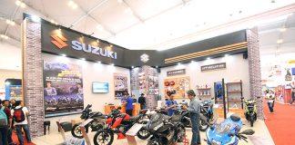 Booth Suzuki di Pameran GIIAS 2017