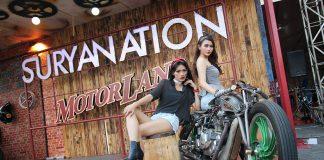 Galeri Foto Motor Custom Suryanation Motorland Semarang