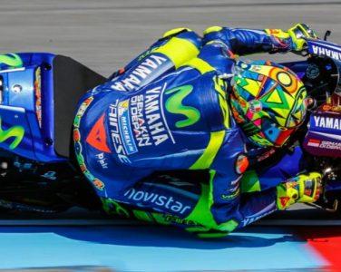 Kekecewaan Rossi Atas Hasil MotoGP 2017 Seri Brno