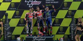 Marquez Juara MotoGP Ceko