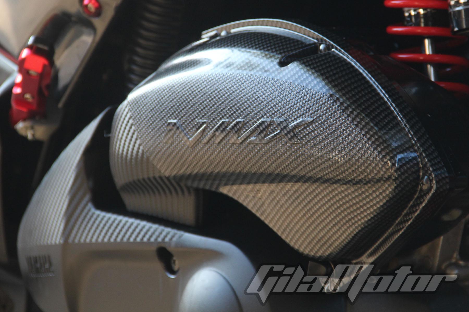 Modifikasi Yamaha Nmax Kalimantan Ogah Tampil Pasaran Nmax Ini