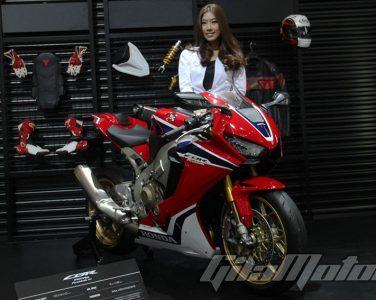 Moge Honda CBR1000RR Fireblade
