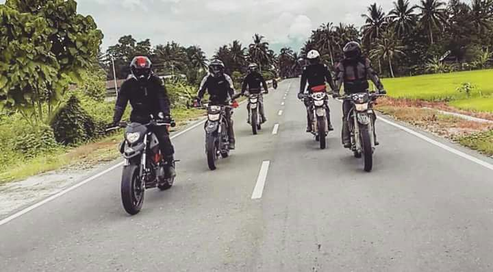 Supermoto Indonesia Touring Jelajahi Sulawesi (3)