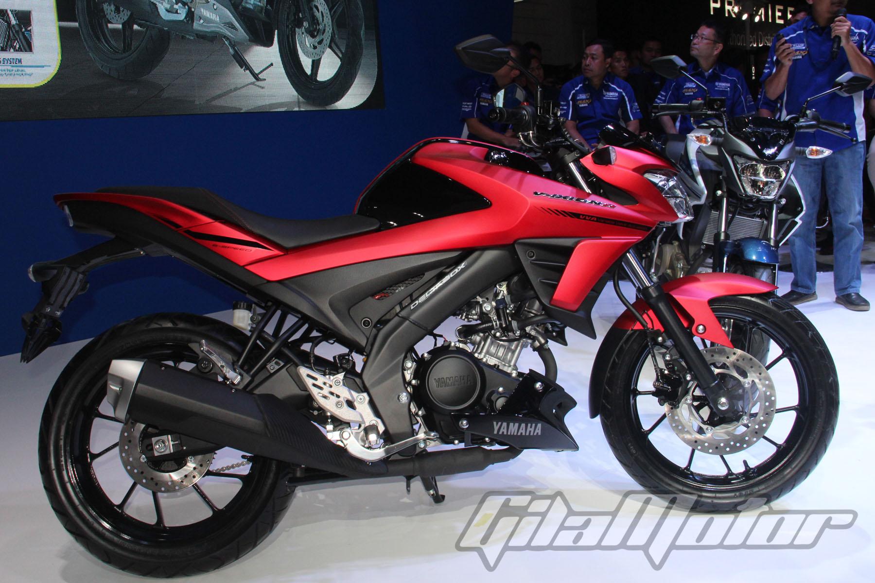 Harga Yamaha V Ixion R Lebih Murah Dari Perkiraan Gilamotor