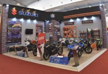 Penjualan Suzuki di GIIAS 2017