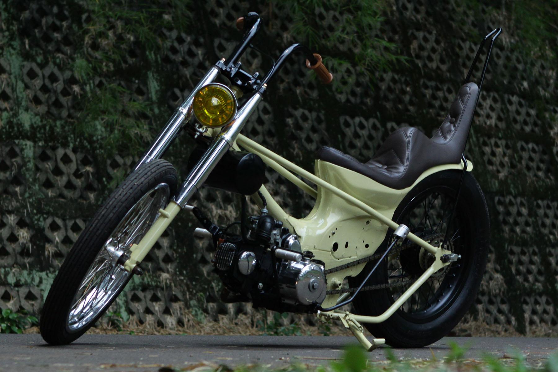 Modifikasi Honda Astrea Grand Ganti Identitas Gilamotor