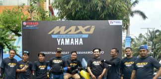 Maxi Yamaha Day (2)