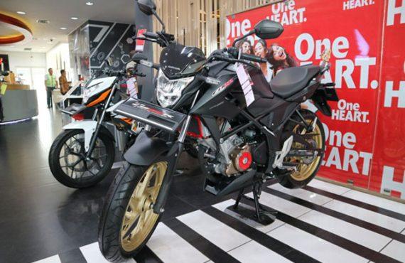 Motor Sport Honda Terlaris