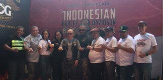 Indonesian Harley Davidson Drag Race Championship 2017