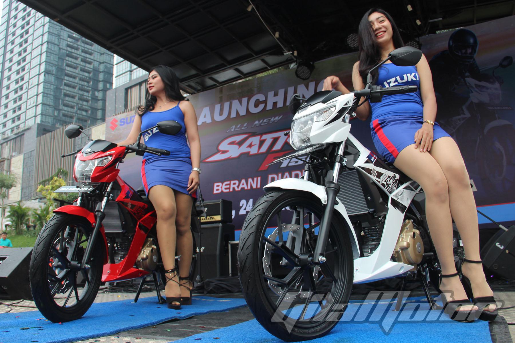 Harga Motor Bekas Suzuki Satria F150