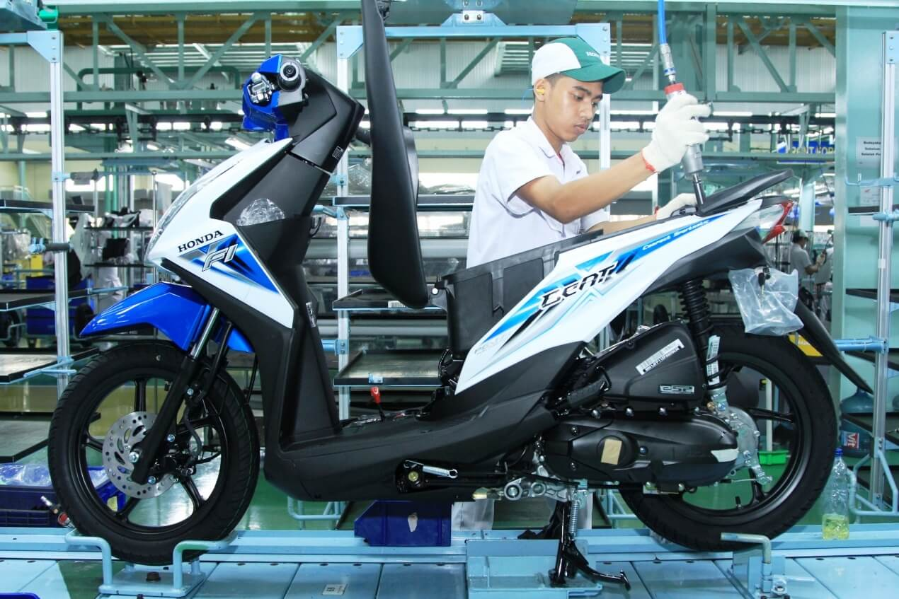 Download Ide 62 Modifikasi Mesin Motor Honda Beat Terbaru Pojok