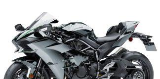 Kawasaki H2 (Motor Supercharged)