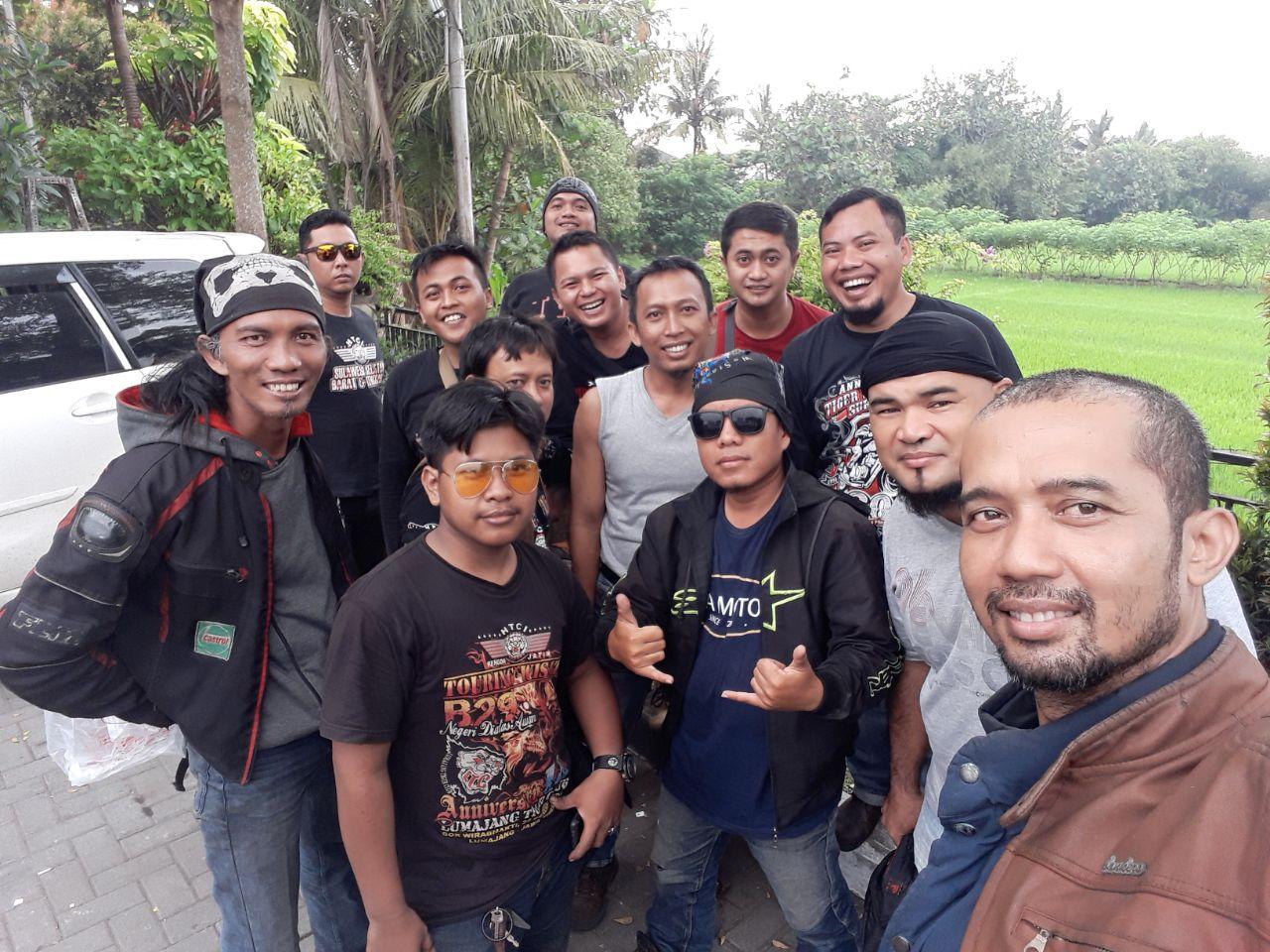Kopdar Komunitas GilaMotor Jabodetabek - Surabaya