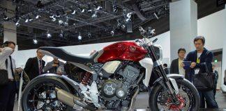 Motor Honda di Tokyo Motor Show 2017 02