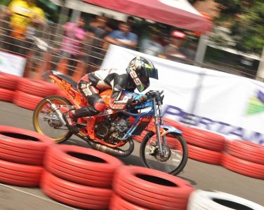 Pertamax Drag Bike 01