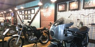 Royal Enfield di Kustomfest 2017 (2)