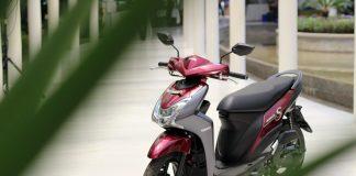 Yamaha Mio S 125cc Blue Core
