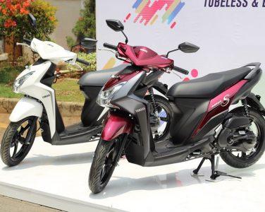 Yamaha Mio S 125 Blue Core VS Honda BeAT eSP